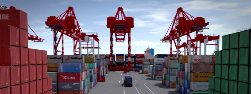 Bolloré Ports press releases on port logistics in France and