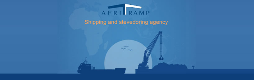 Bollore port shipping Afritramp