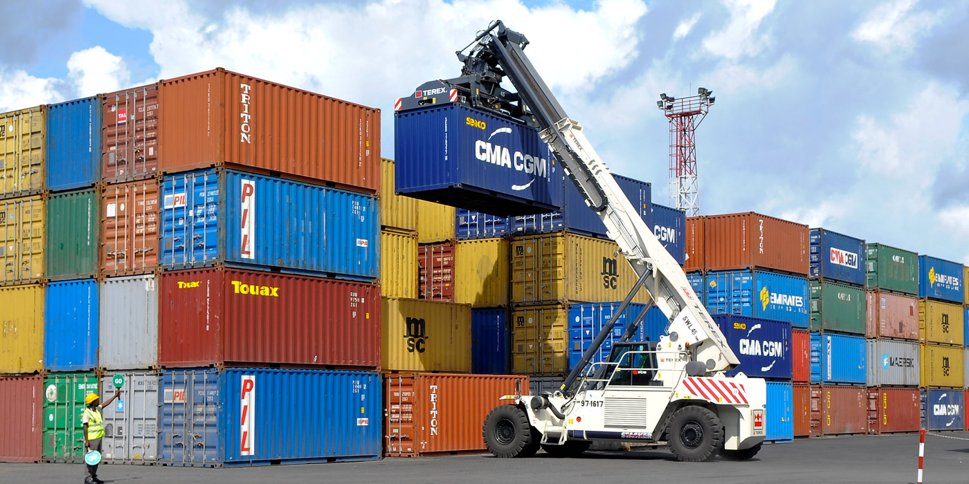 Dry Port In Africa Inland Container Depots In Africa